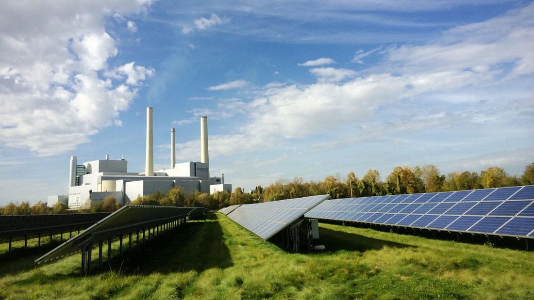 Épuration du gaz de combustion dans la production d ...